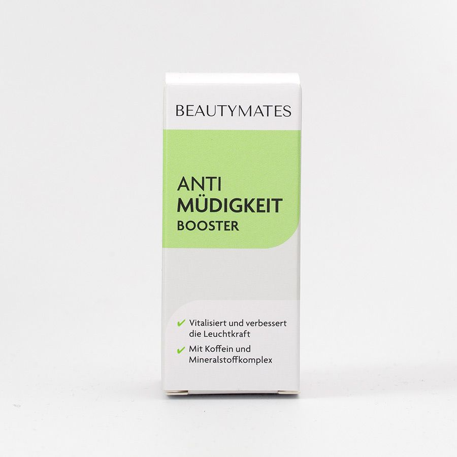 Anti Müdigkeit Booster